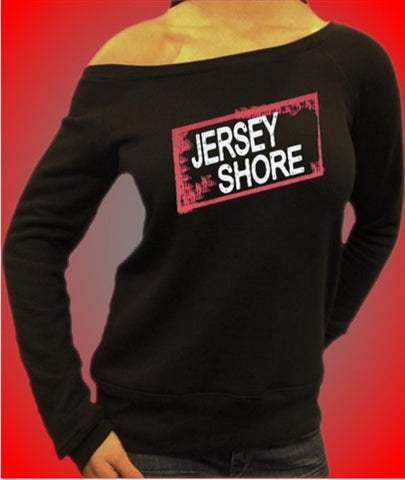 Jersey Shore Logo Off The Shoulder