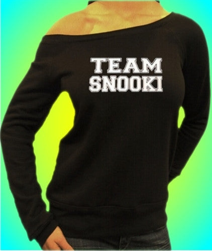 Team Snooki Off The Shoulder