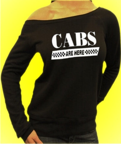 Cabs Are Here Off The Shoulder