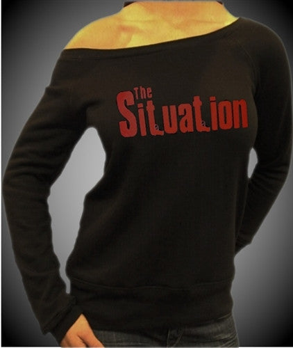 The Situation Off The Shoulder