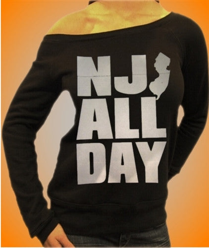 NJ All Day Off The Shoulder