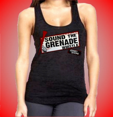 Sound the Grenade Whistle Burnout Women's