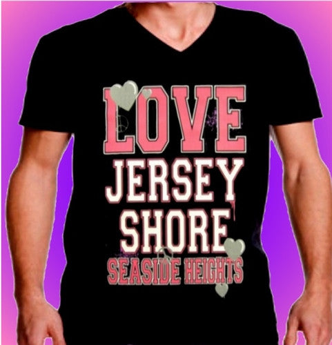 LOVE Jersey Shore V-Neck