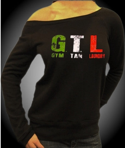 GTL Gym Tan Laundry Off The Shoulder