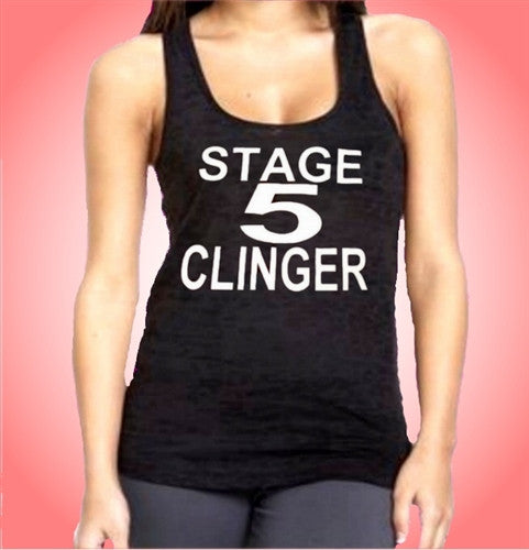 Stage 5 Clinger Burnout Tank Top