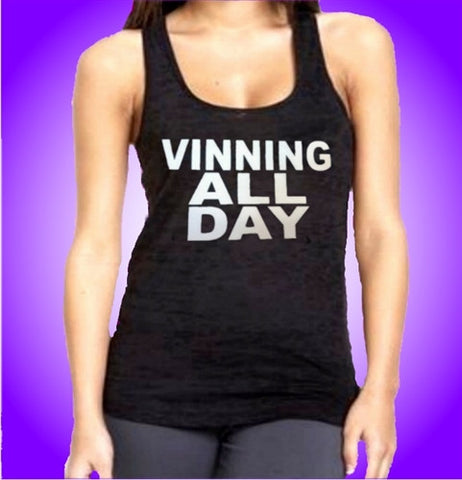 Vinning All Day Burnout Tank Top Women's