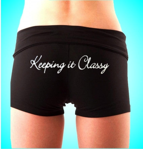 Keeping It Classy Shorts