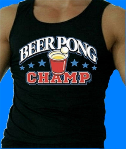 Beer pong Champ Tank Top Men's