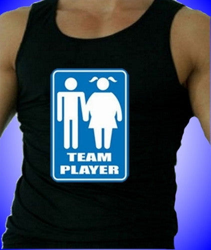 Team Player Tank Top Men's