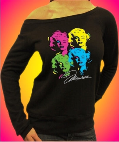 Andy Warhol Marilyn Monroe Off The Shoulder