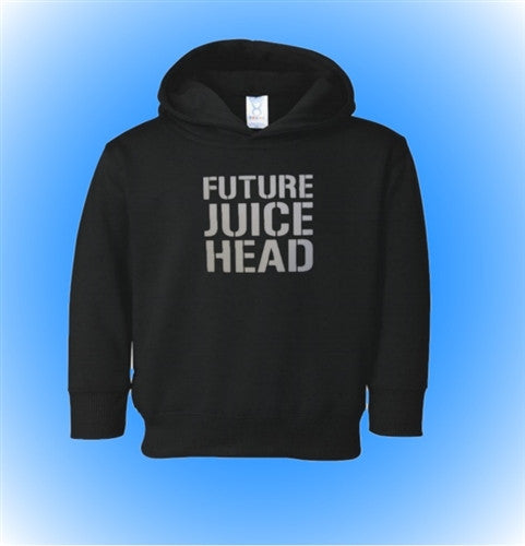 Future Juice Head Toddler Hoodie