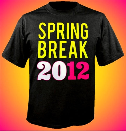 Spring Break 2012 T-Shirt