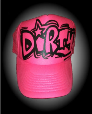Dirty Hat Pink-Pink