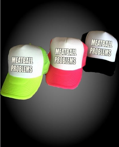 Meatball Problems Hat