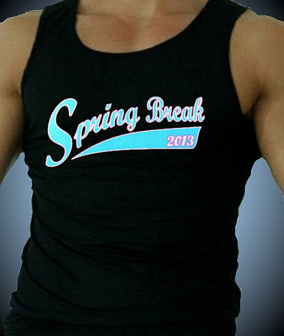 Spring Break 2013 Tank Top M 630