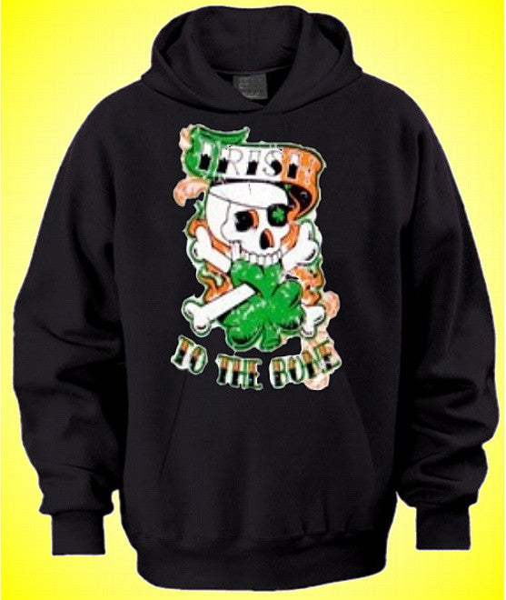 Irish To The Bone  Hoodie