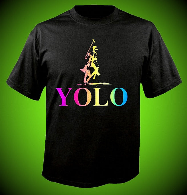 Yolo Polo Neon T-Shirt