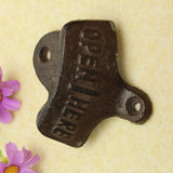 Vintage Wall Mounted Bottle Opener