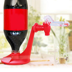 Mini Soda-Beverage Dispenser - Super Easy Soda Tap For Home!