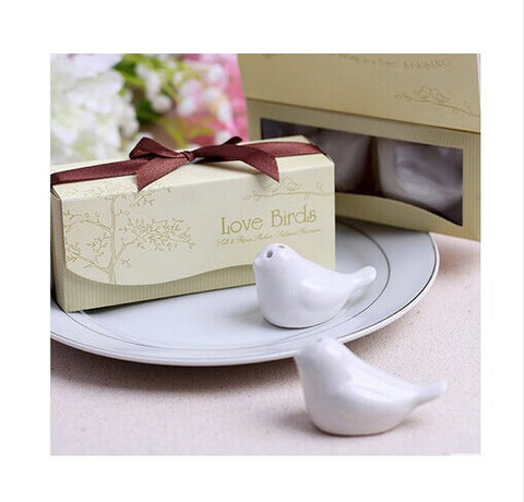 Adorable Ceramic Salt & Pepper Shakers