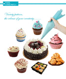 Become A Pro Cake Decorator! - 6 Piece Piping Set