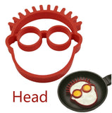 Egg & Pancake Molds - Choose Your Favorite or Favorites!
