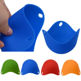 2-Piece Silicone Egg Poachers