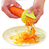 Super Easy Vegetable Spiralizer