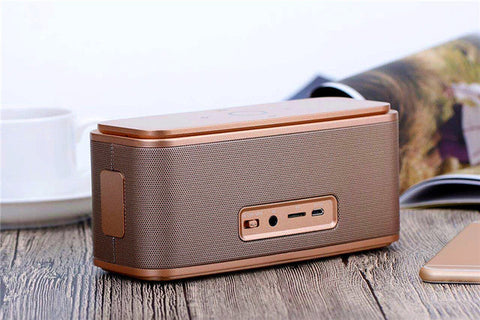 10W big power HIFI Mini Speaker 4.0 Bluetooth Speaker Som Portable Speaker Bluetooth Receiver Wireless Subwoofer Speakers T30