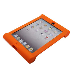 Shockproof Anti-skidding Simple Fashion Silicone Case For iPad 2 3
