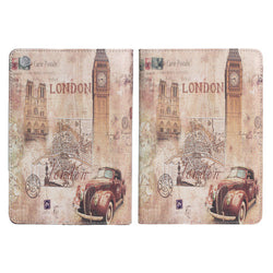 London Big Ben Leather Case For iPad Mini