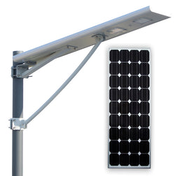 50W Solar Street Light (5000 Lumen)