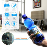 1080P Spy Hidden Bottle Camera Drinking Water Bottle Video Recorder Motion Detection Portable DVR