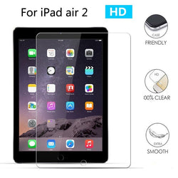 0.25mm PET Clear Transparent High Definition Screen Protector Film For iPad Air 1&2 iPad Pro 9.7""