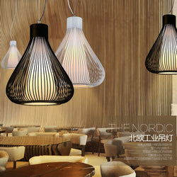American Vintage Pendant Lights dining room kitchen modern pendant light Home Decor suspension luminaire Restaurant Lighting