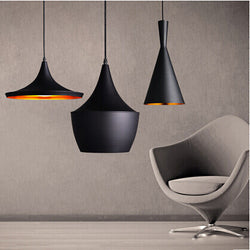 New Arrival Modern design Beat Musical Instrument ABC Hanging Pendant Light Lamp Dining Room Light E27 AC100-240V