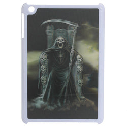 Vivid Horrible The Death 3D Effect Pattern Plastic Case For iPad Mini