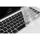 13 15 17 Inch Transparent Keyboard Cover For MacBook US Keyboard