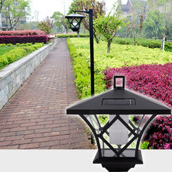 Solar Powered Light LED Garden Lamp Outdoor Lighting Path Landscape Lawn Waterproof Light Solar Lamps For Garden Decoration
