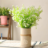 2 Colors Starry Sky Artificial Baby Breath Simulation Gypsophila Home Wedding Decor