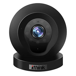 Ithink Q1 Model Indoor IP Camera Up To 32GB with Motion Detection,Dual Stream Remote Access