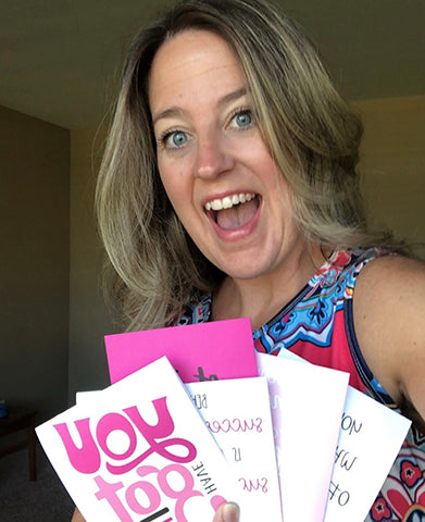 Mama Maker Interview Series - Colleen Wold of Personal Paper Hugs