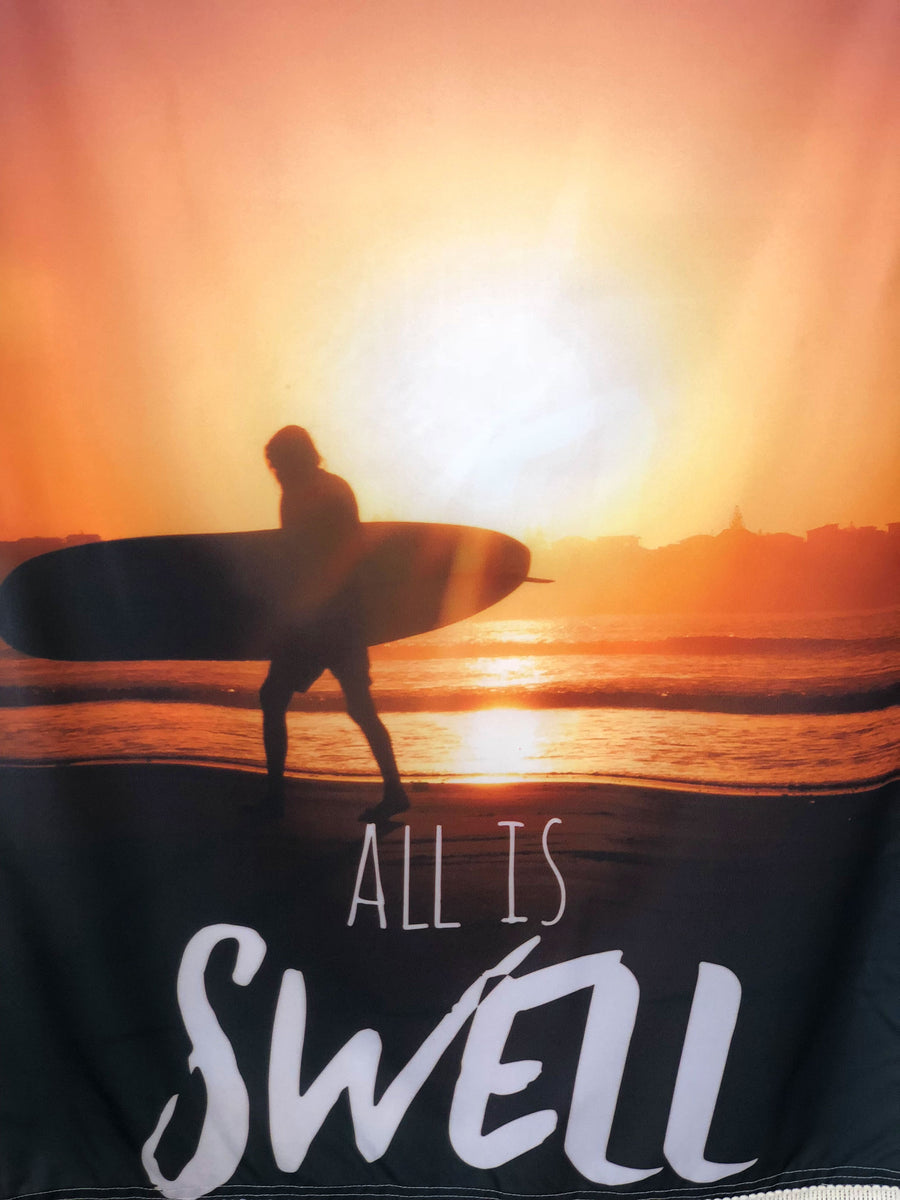 All is Swell | Large Wall Hanging