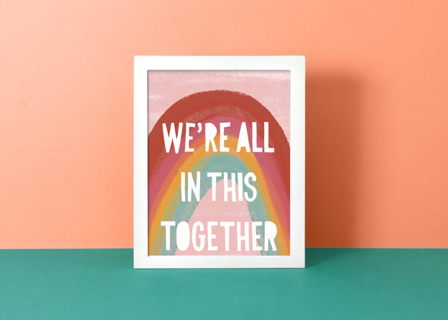All Together - Art Print