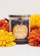 Basic Witch Fall Candle Hand poured Soy Candle