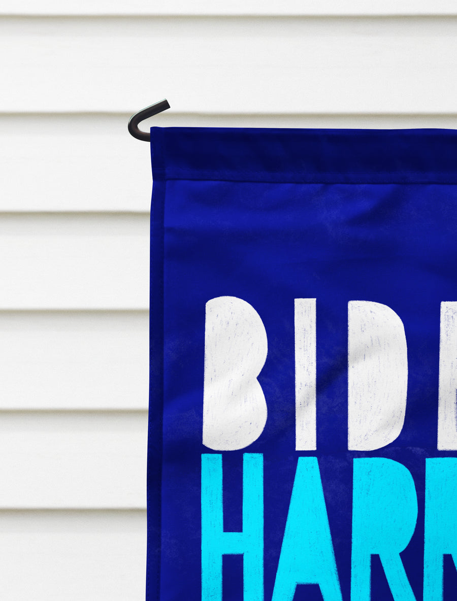 Biden + Harris Election 2020 Garden Flag + Wall Hanging - Multiple Options Available!