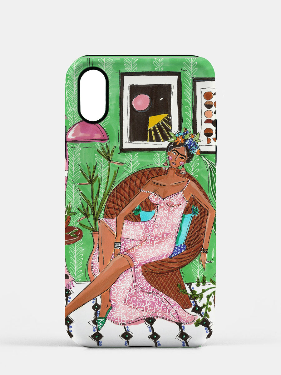 Byron Bay - Cell Phone TOUGH Case featuring Maggie Stephenson Art