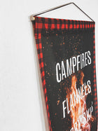 Campfire Nights | Large Wall Hanging