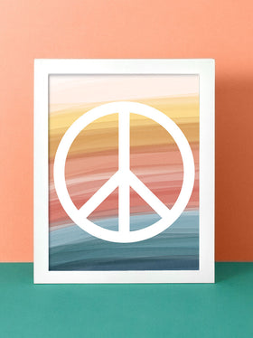 Peace Dreams | Art Print