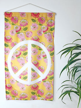 Flower Power | Large Wall Hanging
